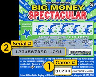 nj lottery claim form NJ Lottery | Million Dollar Replay