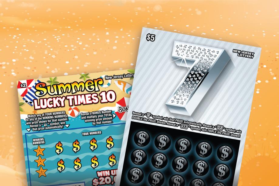 NJ Lottery | June Zone