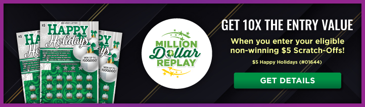 November Million Dollar Replay Promotion